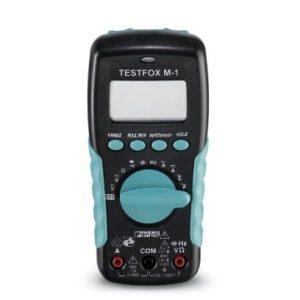 TESTFOX M-1 MULTIMETRO DIGITAL