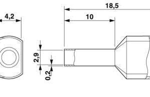 AI-TWIN 2X2.5 – BU;TERMINALES