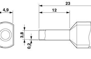 AI-TWIN 2X4 – 12 GY;TERMINALES
