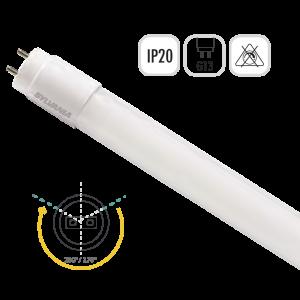 TUBO LED 18W T8 DL 100-277 PC
